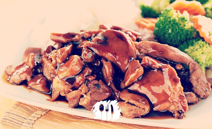 Confira a receita de bife teriyaki http://fabiolenza.com.br/?p=2324