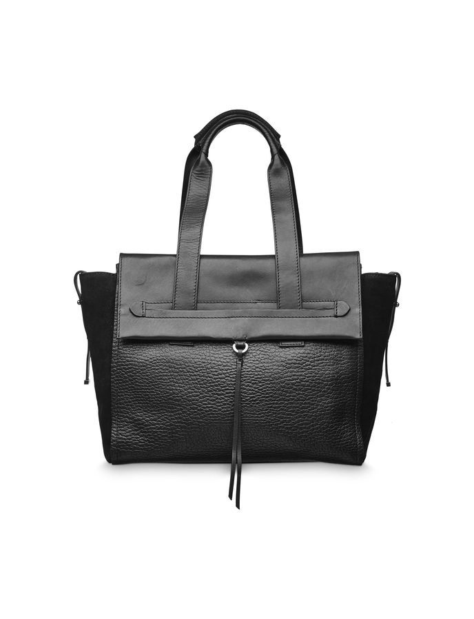 Tiger of Sweden-Gonzaga bag- black