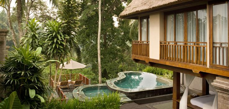 Private Pool Villa, Kamandalu Ubud - Resort and Spa in Bali