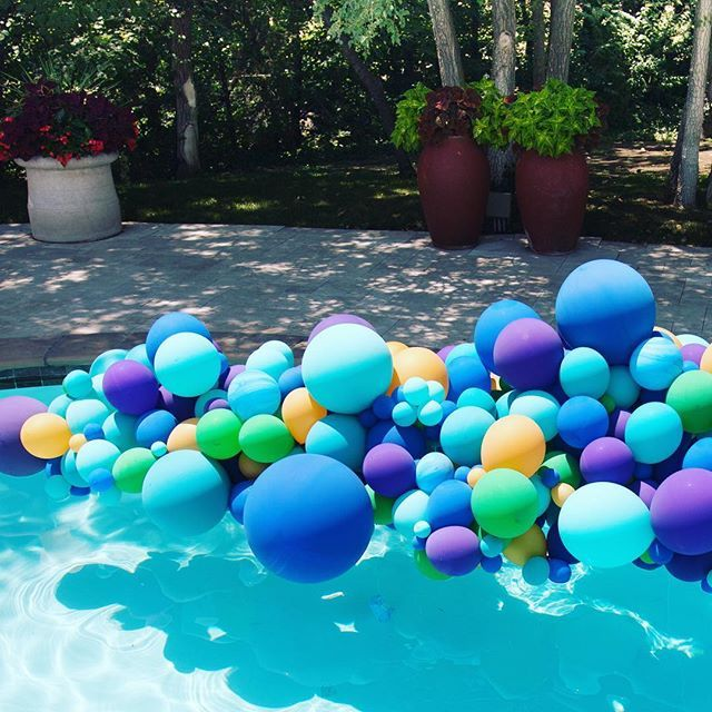Pool Goal Its Officially Summer And Pool Decor Season