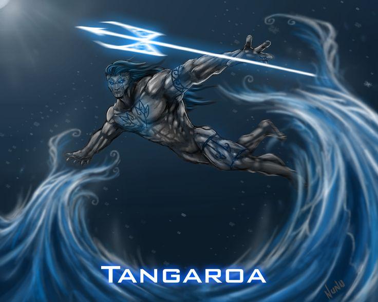 Tangaroa by nunubeh