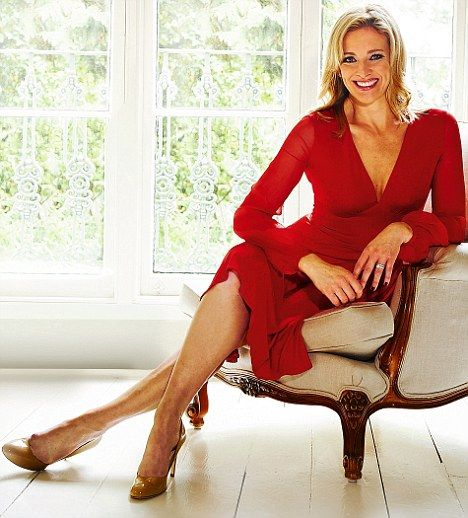 Women In Sport - Gabby Logan one of the most successful sports presenters in British TV  http://visionsport.co.uk