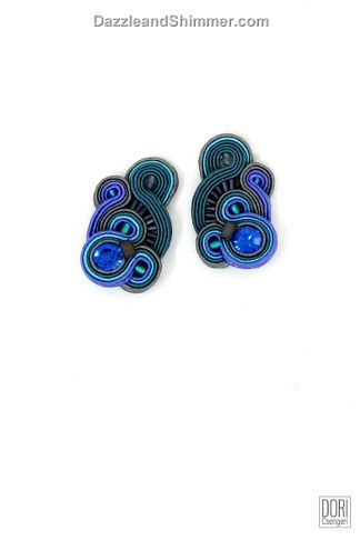 Dori Csengeri Accent Earrings E253