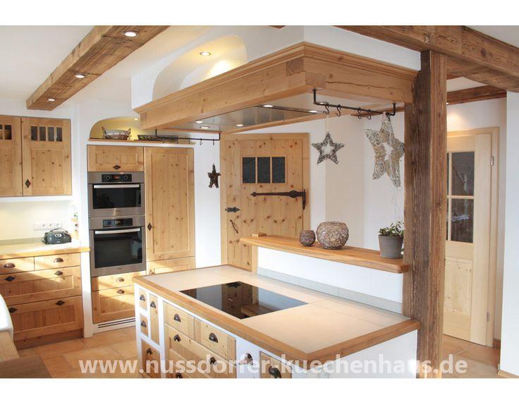 nussdorfer küchenhaus | ... Küchen im Landhausstil. Altholzküche ... | {Küchen landhausstil modern 46}