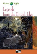 Legends from the British Isles now available on the iBook Store