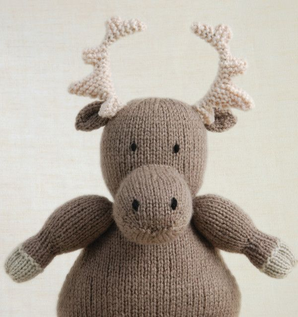 Knitting Animals Free : Best images about free stuffed animal knitting patterns