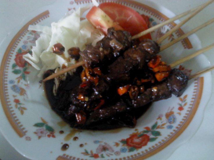 Sate Kuda Gondolayu Kuliner Penambah Stamina di Jogja - Kuliner Yogyakarta