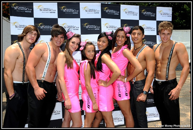 The Sansui Summer Cup Club Activations - 2011