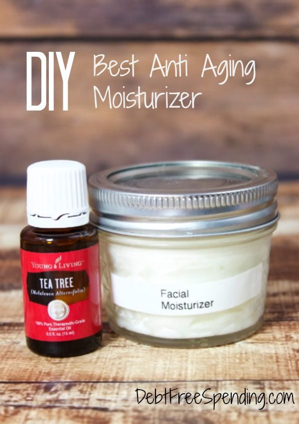 I am in love with this Best Anti Aging Moisturizer that I make myself.  It can be made with Frankincense or Tea Tree essential oil. These are the two best essential oils for skin, and if you google them you will find so much information on these oils in relation to the skin.  Tea Tree …