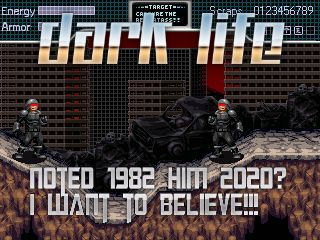 Dark Life, Noted 1982 him 2020? I want to believe!!!