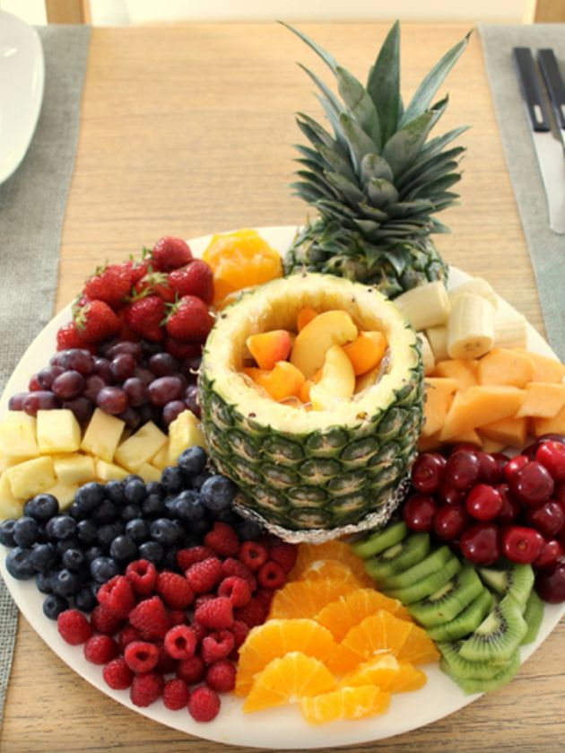 healthy fruit punch healthy fruit breakfast ideas