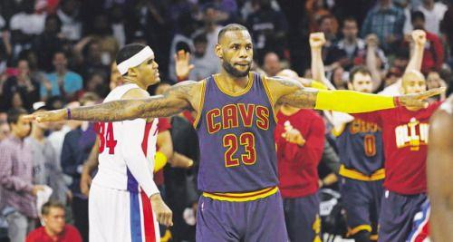 Cleveland Cavaliers NBA Playoffs 2016: Full second-round... #Cavs: Cleveland Cavaliers NBA Playoffs 2016: Full second-round schedule… #Cavs