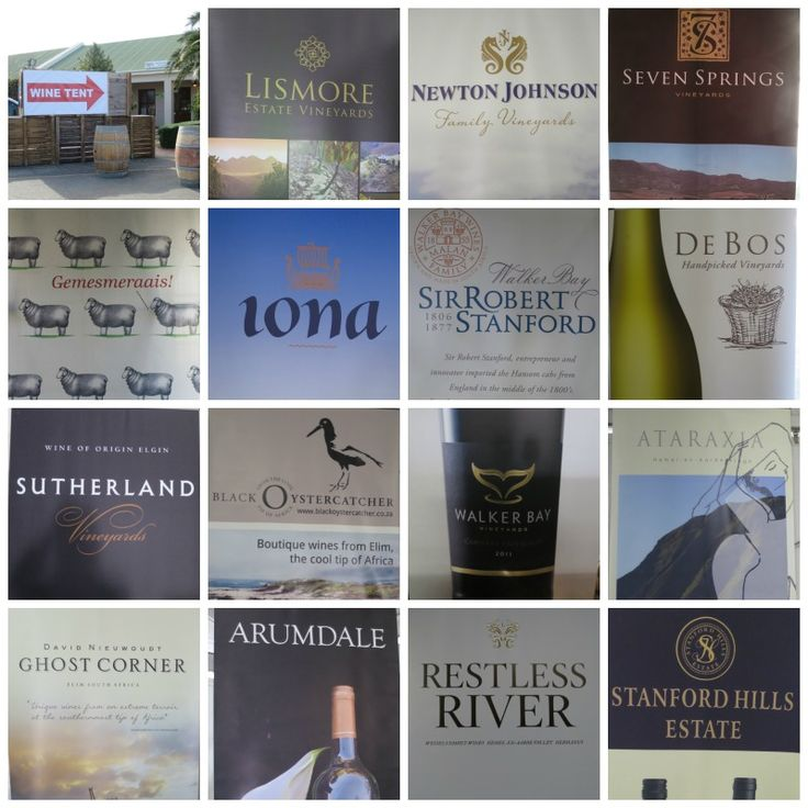 17th Annual Wine and Food Festival Hermanus The wine Village Hemel en Aarde Village Hermanus
