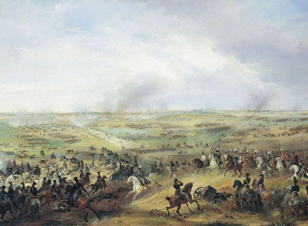 Η Μάχη της Λειψίας