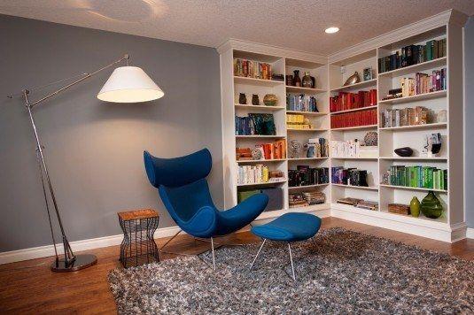 10 Innovative and Creative Bookshelves