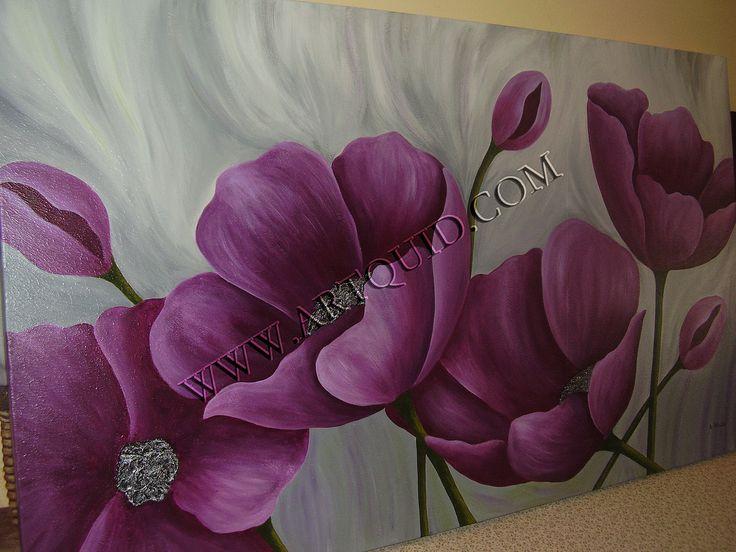 Flores Lilas. Ana Velasco Ana Velasco