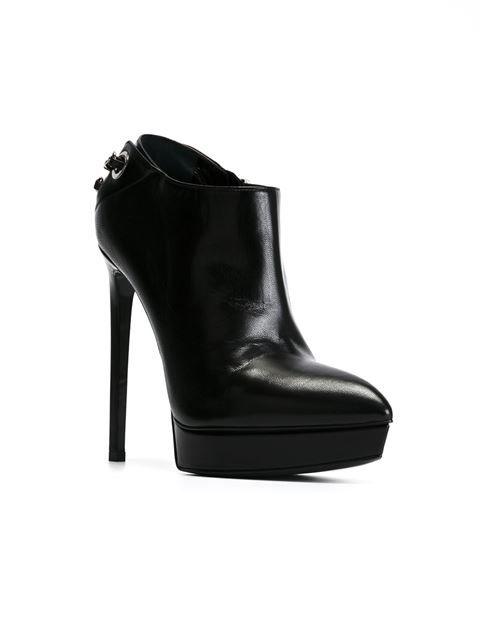 Saint Laurent stiletto booties