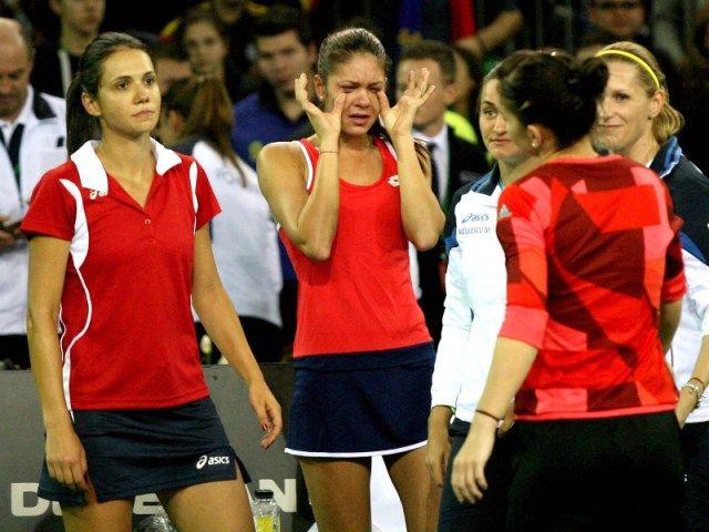 Simona, Monica, Andreea, Alexandra şi Raluca merită mult mai multă atenţie din partea noastră, chiar dacă au pierdut cu Cehia  Citeste mai departe: http://sportescu.ro/sportivii-cu-care-ne-mandrim/