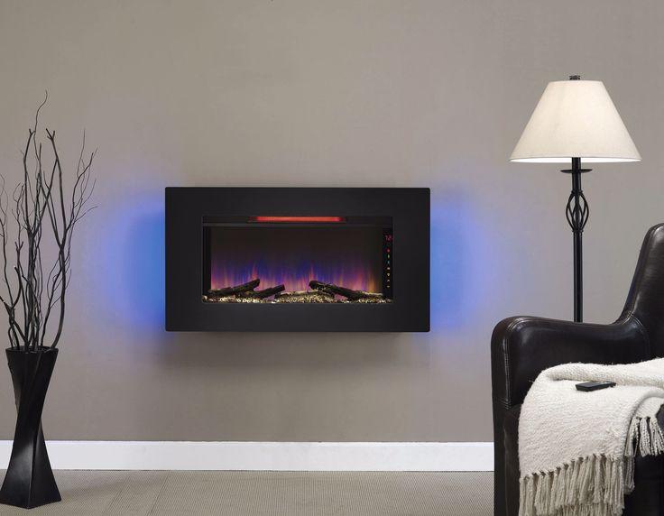1000 idées sur le thème free standing electric fireplace sur ...