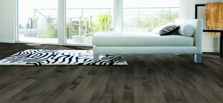 Pergo Midnight Maple Engineered Hardwood Flooring My