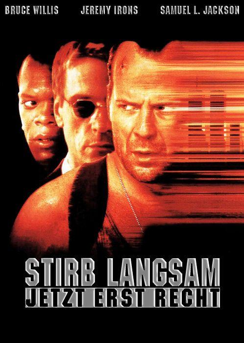 Poster zum Film: Stirb langsam - Jetzt erst recht