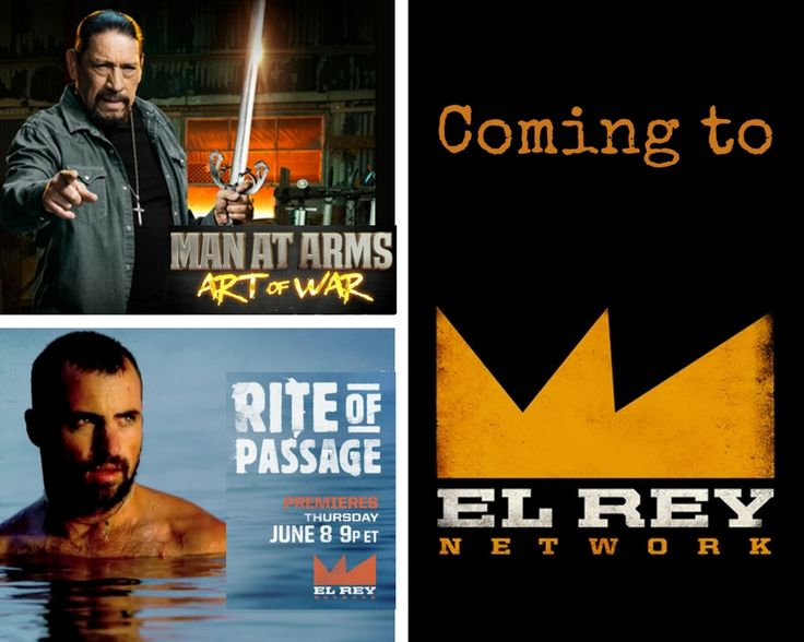 "Preview: ""Man at Arms: Art of War,"" ""Rite of Passage"" Video Clips and Cast Interviews for these two new El Rey Network TV Shows #ElReyNetwork  Find out more at: https://www.redcarpetreporttv.com/2017/05/25/preview-man-at-arms-art-of-war-rite-of-passage-video-clips-and-cast-interviews-for-these-two-new-el-rey-network-tv-shows-elreynetwork/"