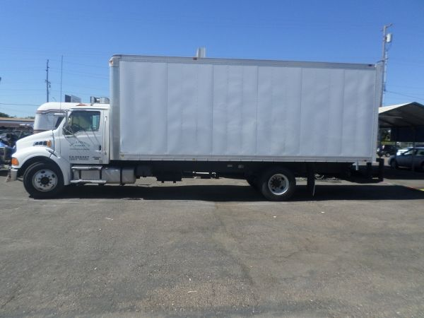 2007 Sterling Box Truck For Sale by Owner