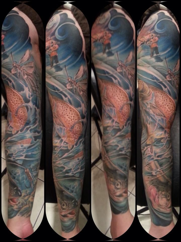 62 best images about fishing tattoos on pinterest carp fishing fishing tattoos and koi fish. Black Bedroom Furniture Sets. Home Design Ideas