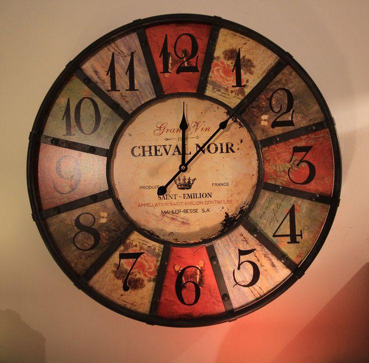 Reloj Colores Dekosular Decoración