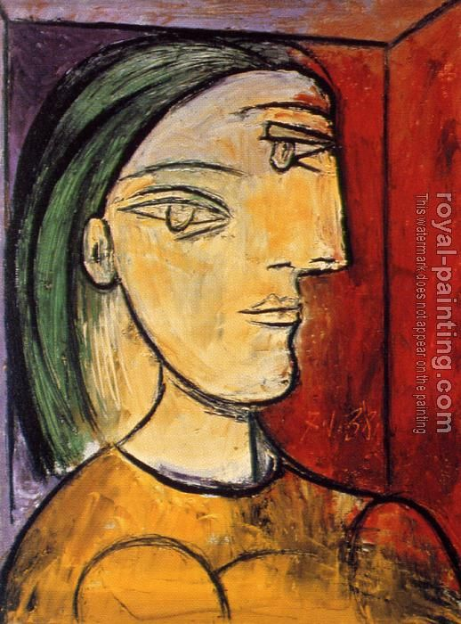Marie Therese Oil Painting Reproduction Of PicassoPablo