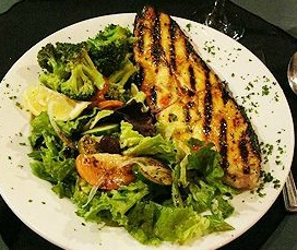 Wild Orchid specializes in Portuguese cuisine which features a large menu of fish and also offer a vast variety of other dishes, such as pasta, steak, chicken and selection of pork entrees.