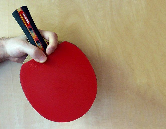 Table Tennis Grip Types Pros And Cons Pongboss Table Tennis Tennis Grips Tennis
