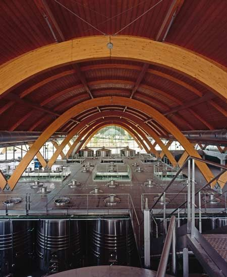 Bodegas Protos winery (Spain) by 