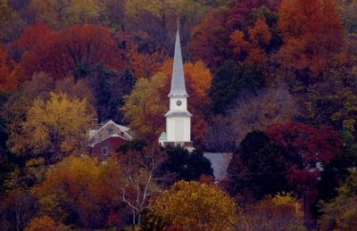 Fredericksburg in the Fall