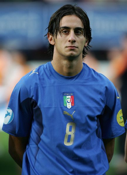 Alberto Aquilani is an Italian professional footballer who plays for Fiorentina and the Italian national team. Aquilani is a central midfielder who can operate as a playmaker or as an attacking midfielder. He is noted for his quick incisive passing and long-range shooting.  Aquilani began his career at Roma and, after a brief loan spell at Triestina, returned to the Serie A club where he became a regular in the Roma side during the 2005–06 season.
