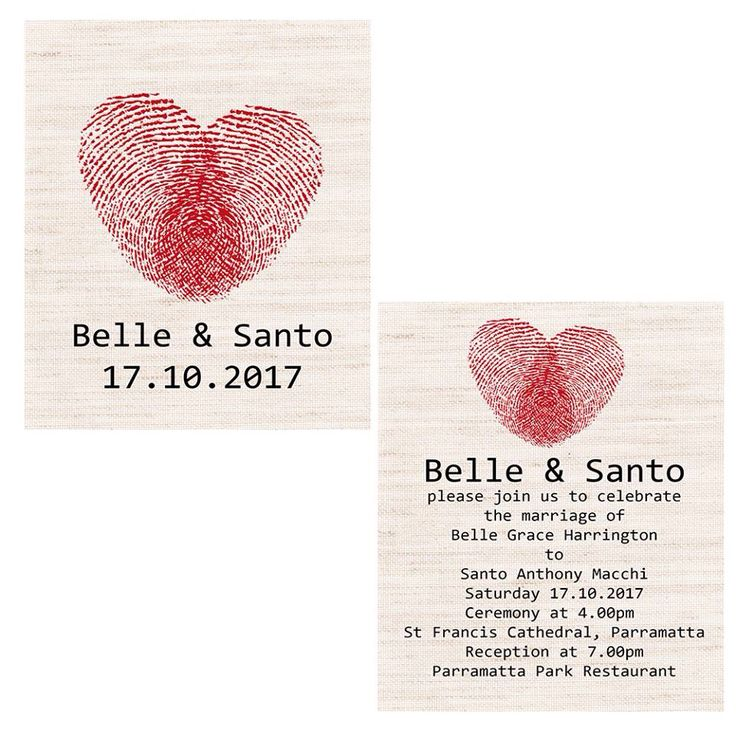 The 14 best Rustic Wedding Invites images on Pinterest | Retro ...