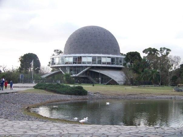 Planetario, Buenos Aires-Argentina. #Astronomy #Architecture #Palermo