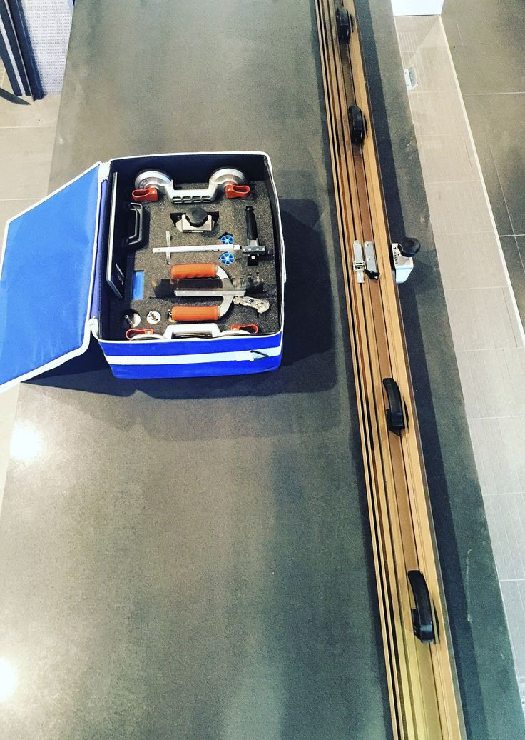 Kit Case - Cutting structure and tool bag