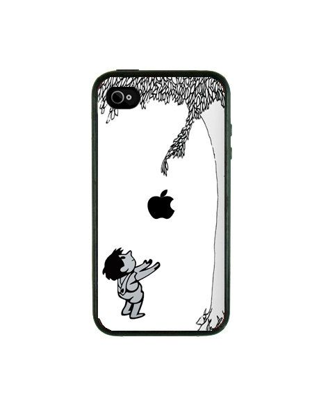 cute idea! Giving Tree Iphone Case Iphone 4s Case by fundakiphonecases: Iphone Cases, Iphone 4S, Apple Iphone, The Giving Tree, Trees, Iphonecases, Iphone 4 Cases