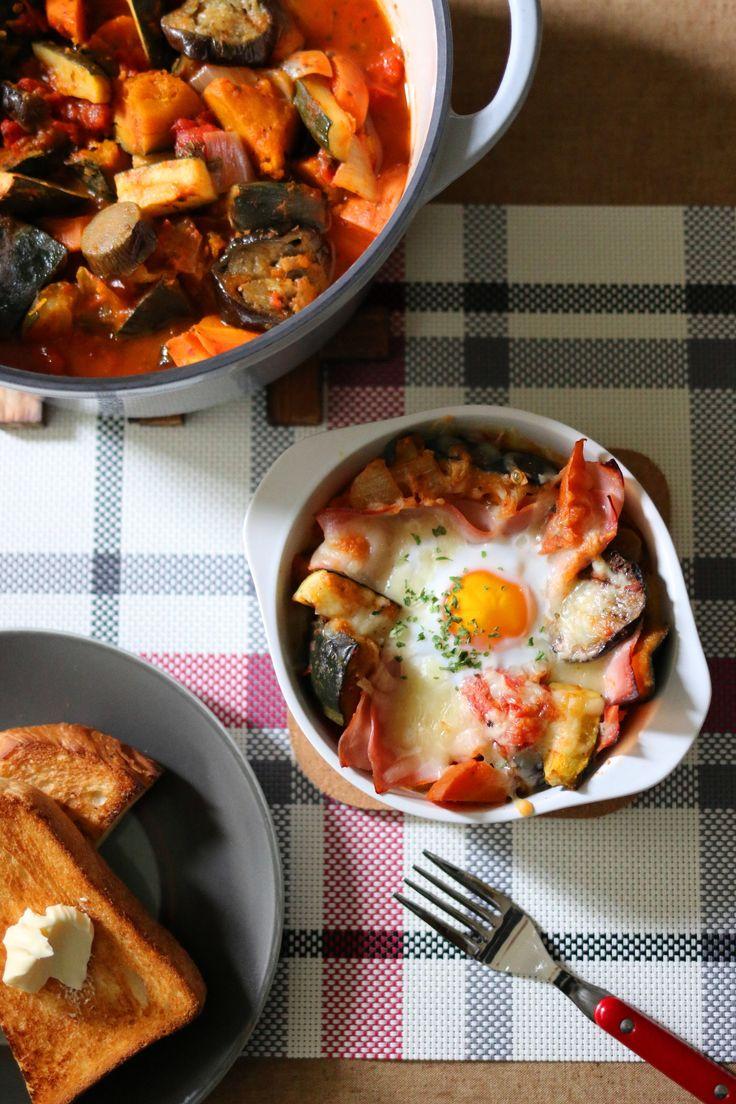 ラタトゥイユ ビスマルク風 by 前澤 泰爾 | レシピサイト「Nadia | ナディア」プロの料理を無料で検索