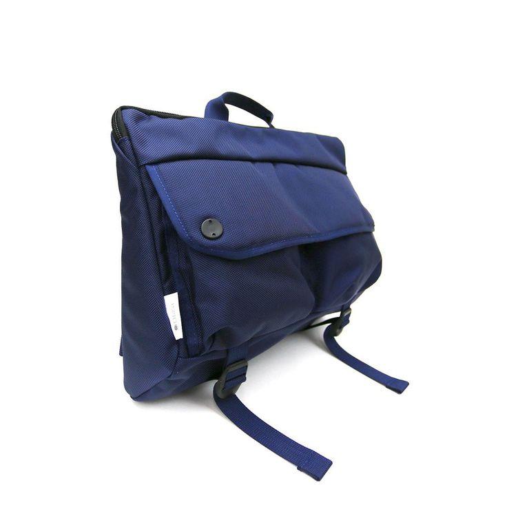 DSPTCH Navy Shoulder Bag