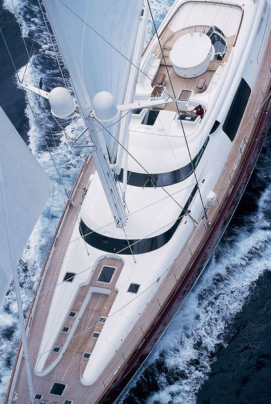Alloy Yachts Georgia Superyacht