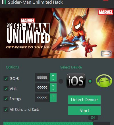 Spider-Man-Unlimited-Hack-Cheats-Tool