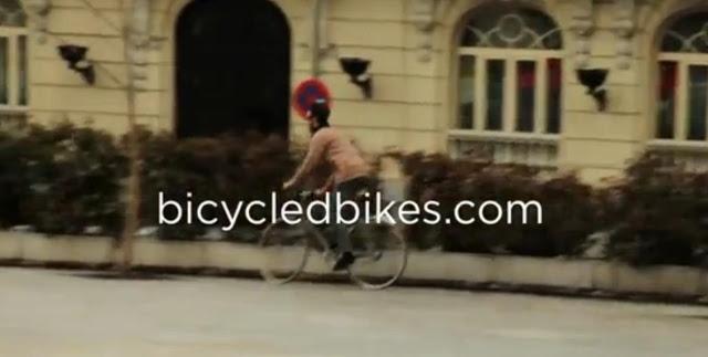 Carro Velho = Bicicleta Nova #sustentabilidade