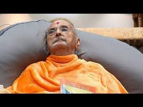 Death Pramukh Swami Maharaj