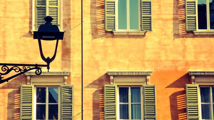Modena in the sun