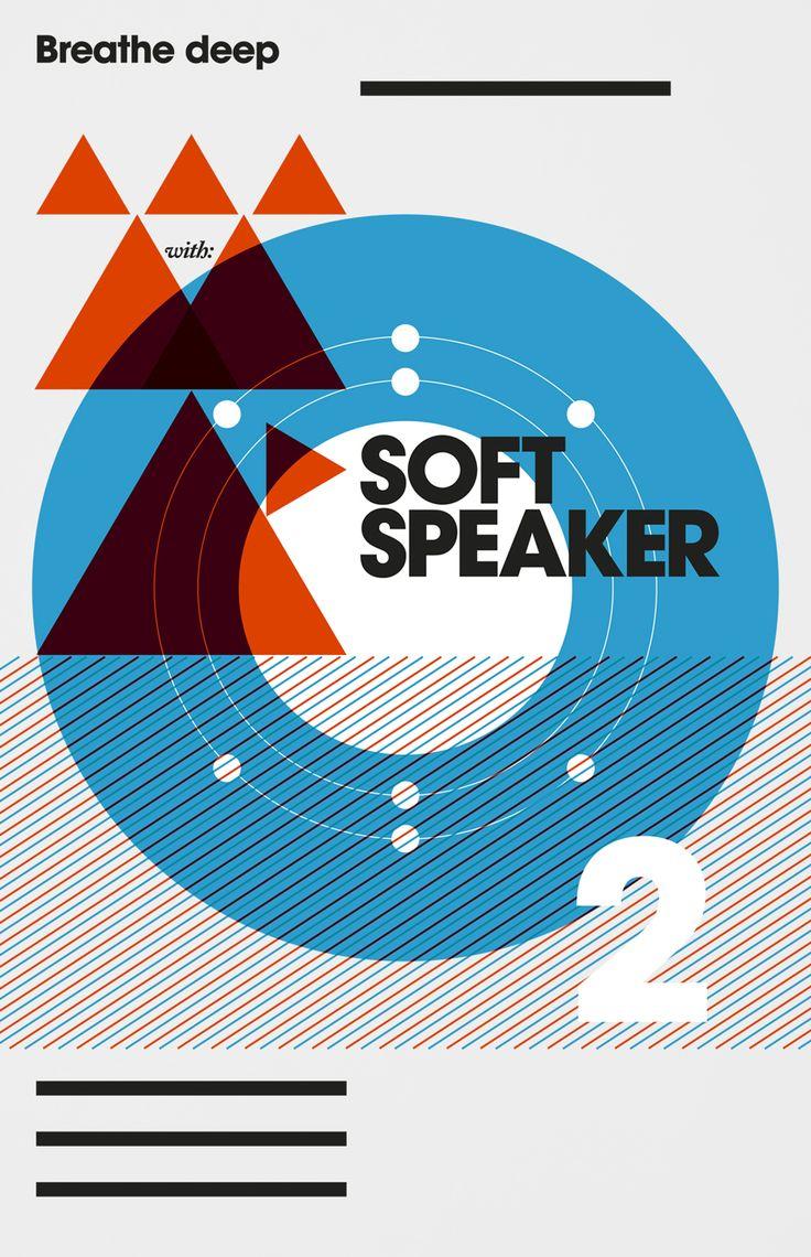 5s poster design - Soft Speaker