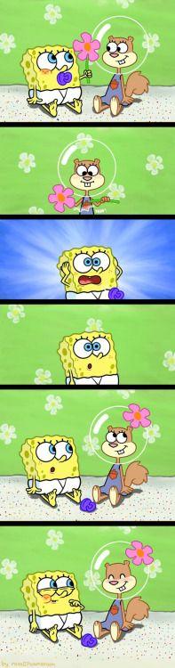 threads girls meets texas episode spongebob