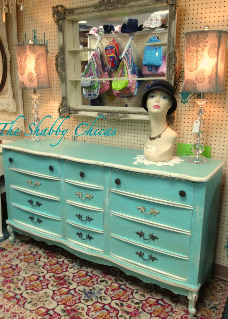 tiffany blue painted furniture. i had this dresser! only it wasn\u0027t painted an awesome color.it was light toned with gold trim. tiffany blue furniture d