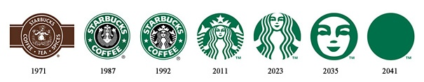 The Past and The Future Of Famous Logos | Bored Panda